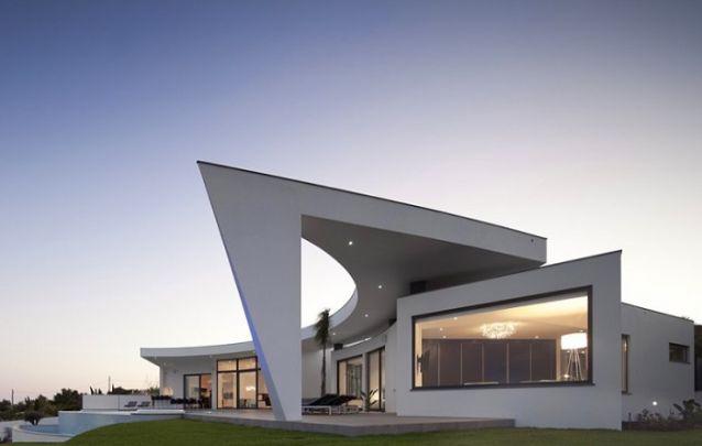 Projeto de casa grandioso