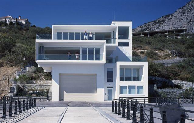 Um projeto de casa para quem busca um design grandioso