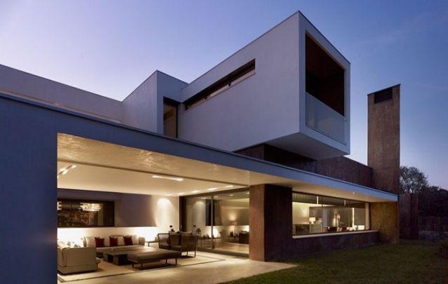 Casas geométricas são sinônimo de modernidade