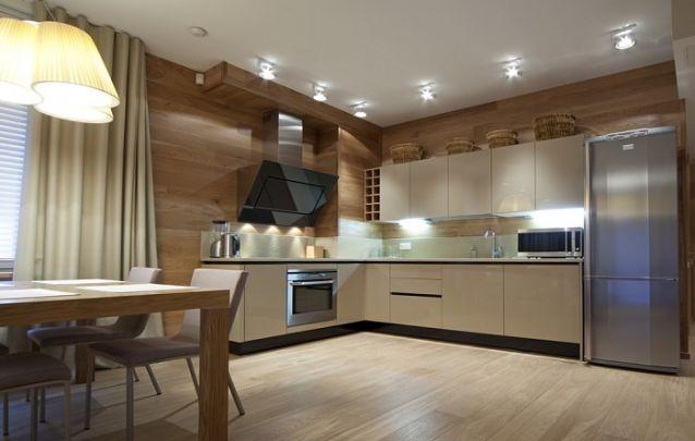 Elegância e simplicidade formam está magnifica cozinha planejada