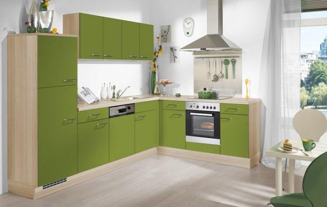 E para quem gosta de verde, mais uma opção para se inspirar