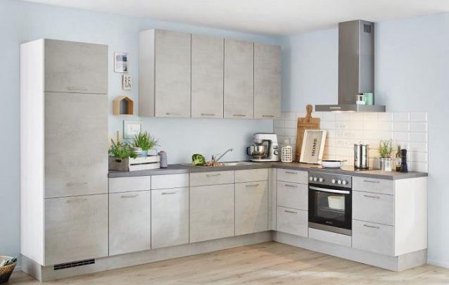 Mais uma ótima opção para quem deseja uma cozinha em L com estilo clássico