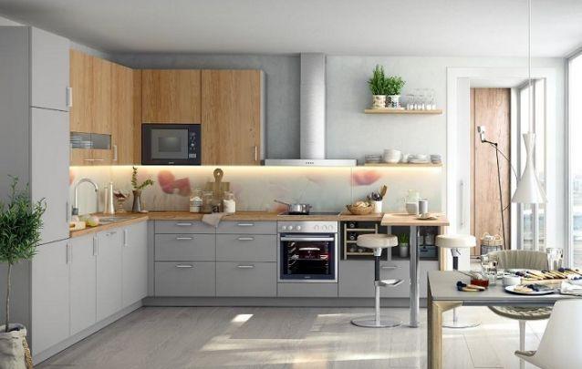 Plantas na cozinha auxiliam na purificação do ar no ambiente