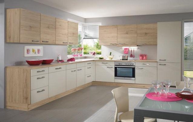 Tons amadeirados são curingas nos projetos de cozinhas planejadas