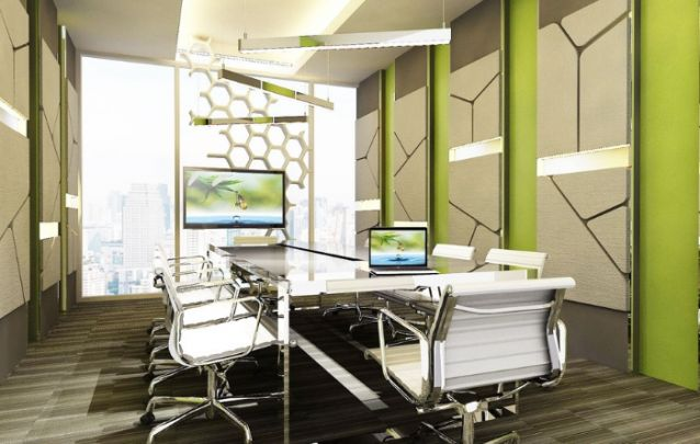 Em uma sala de reuniões os painéis para tv se tornaram indispensáveis, principalmente na hora de apresentar os projetos, e o modelo irá seguir o layout da empresa, seja ela moderna ou formal.