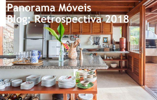 Panorama Móveis - Blog: Retrospectiva 2018