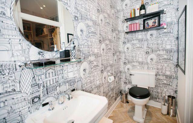 100 Banheiros Pequenos Decorados Com Muito Estilo