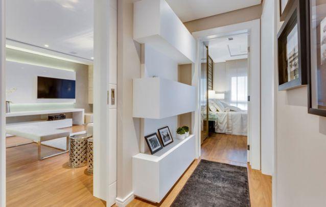 Medir bem o espaço do cômodo