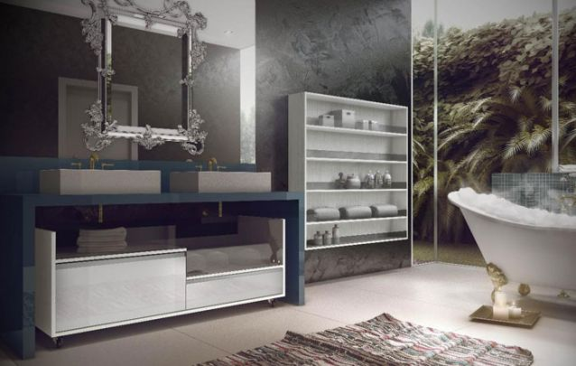 Projetar uma peça especificamente para um espaço significa que você pode maximizar a sua funcionalidade de várias maneiras