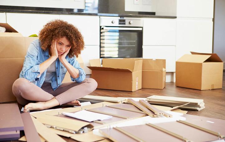 Paciência é essencial na hora de montar seus móveis, muitas vezes será necessário montar e remontar até que a peça esteja perfeita