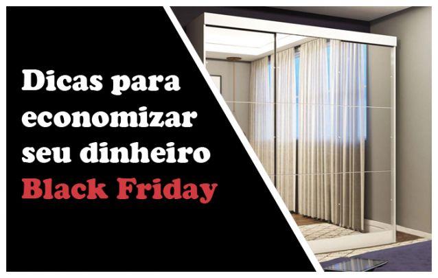 Dicas para economizar seu dinheiro na Black Friday