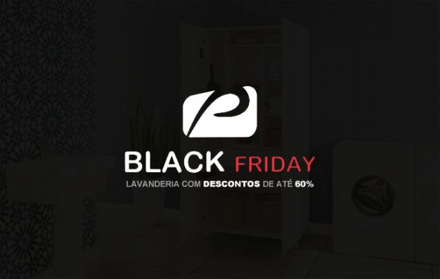Lavanderia com Descontos Black Friday