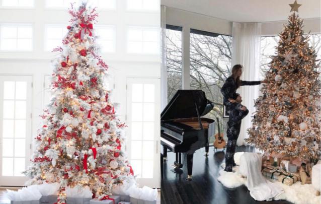 Árvores de Natal para espaços amplos