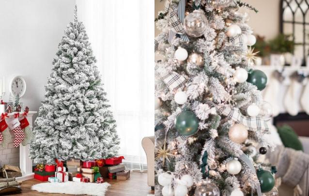 Árvores de Natal para ousar