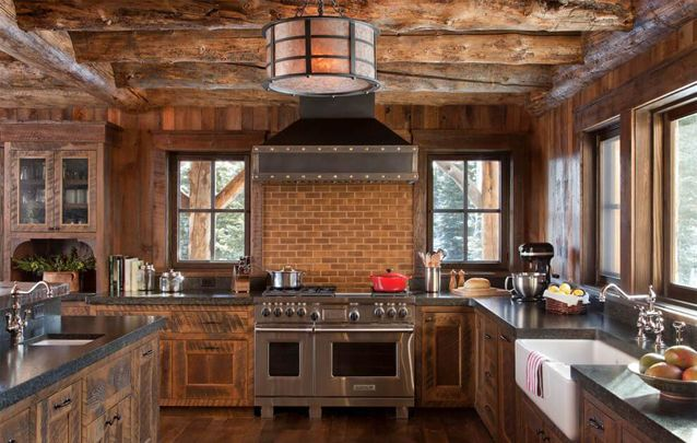 Cozinha Rústica